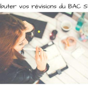 Débuter ses révisions du BAC SVT