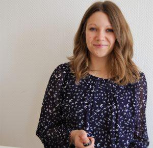 Mathilde Martin professeure particulier de SVT